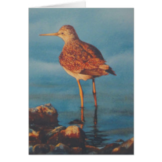 Yellow Legs Card