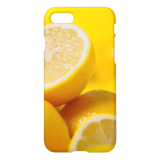 Yellow Lemons iPhone 8/7 Case