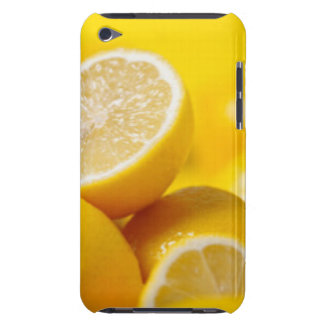 Yellow Lemons iPod Touch Case-Mate Case