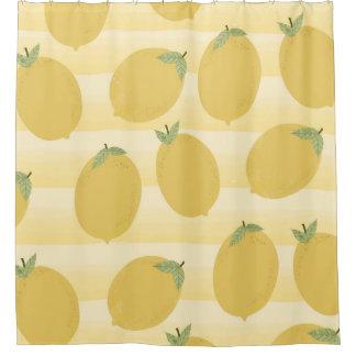 Yellow Lemons Summer Fruit Watercolor Fun Bright