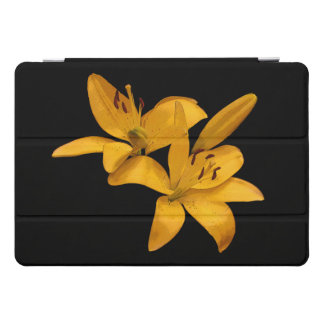 Yellow Lily Flowers Floral 10.5 iPad Pro Case