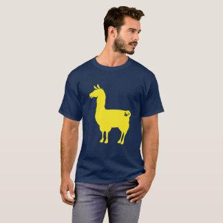 Yellow Llama T-shirt