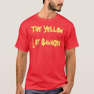 Yellow Lot Saves - Bouncing Souls III T-Shirt