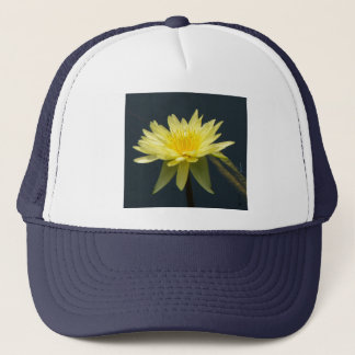 Yellow Lotus Waterlily Hat
