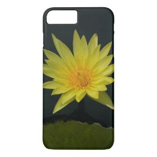 Yellow Lotus Waterlily iPhone 8 Plus/7 Plus Case