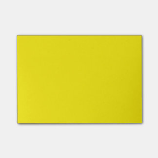 Yellow Lunch Box Notes Post-it® Notes