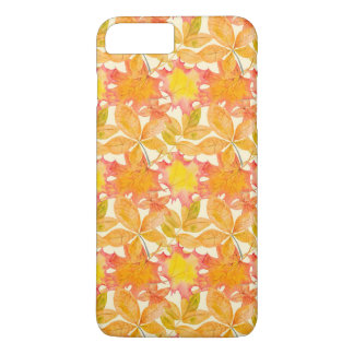 Yellow Maple Leaves iPhone 8 Plus/7 Plus Case