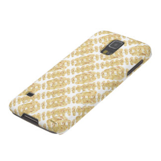 Yellow Mini Flop Flop Pattern Galaxy S5 Case