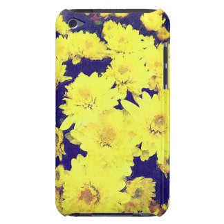 YELLOW MUMS iPod Touch Case-Mate Case