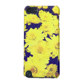 YELLOW MUMS iPod Touch Speck Case