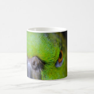 Yellow-Naped Amazon Parrot by Shirley Taylor Coffee Mug