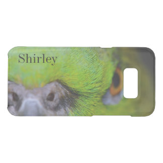 Yellow-Naped Amazon Parrot by Shirley Taylor Uncommon Samsung Galaxy S8 Plus Case