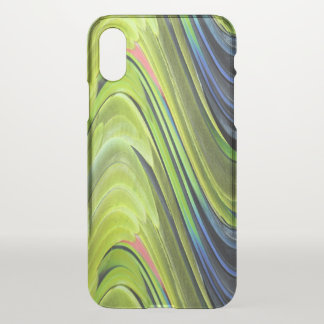 Yellow-Naped Amazon Parrot Feathers by STaylor iPhone X Case