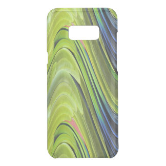 Yellow-Naped Amazon Parrot Feathers by STaylor Uncommon Samsung Galaxy S8 Plus Case