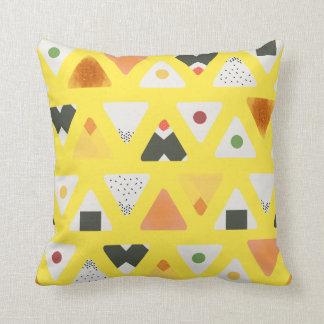Yellow ONIGIRI Pillow