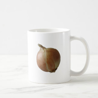 Yellow Onion Coffee Mug