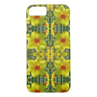 Yellow orange Daffodils 01.0.2.p iPhone 8/7 Case