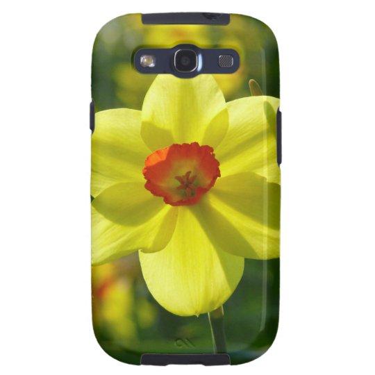 Yellow orange Daffodils 02.1g Galaxy S3 Case