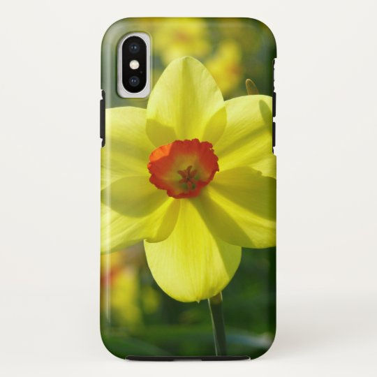 Yellow orange Daffodils 02.1g HTC Vivid Cases