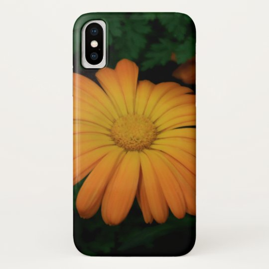 Yellow orange daisy flower samsung galaxy nexus case