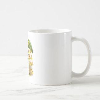 Yellow Orchid Flowers no. 6 Tropical Home Decor Coffee Mug
