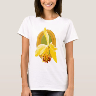 Yellow Orchid T-Shirt