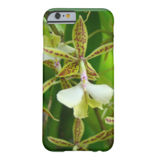 Yellow Orquid Barely There iPhone 6 Case