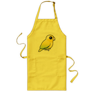 Yellow Pacific Parrotlet Long Apron
