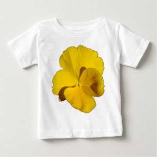 Yellow Pansy 201711f Baby T-Shirt