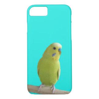 Yellow Parakeet IPhone Case