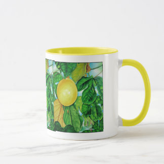 Yellow Passion Fruit Mug