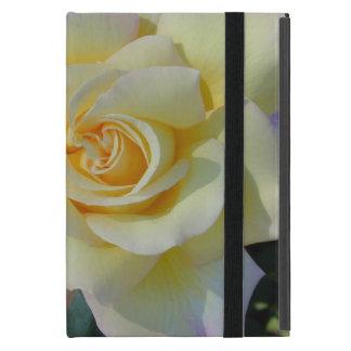 Yellow Peace Rose iPad Mini Case