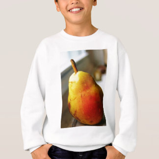 Yellow Pear Photo Sweatshirt