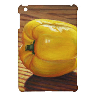 Yellow Pepper Cover For The iPad Mini