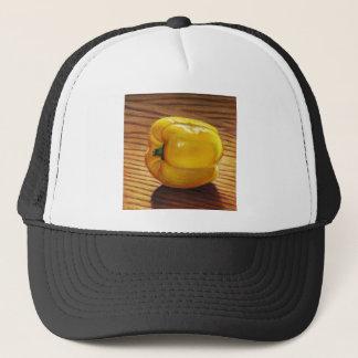Yellow Pepper Trucker Hat