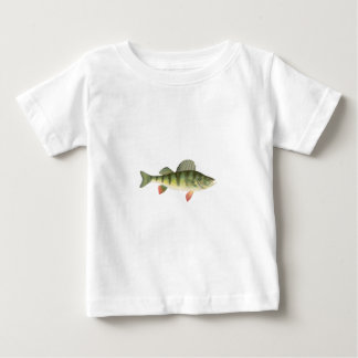Yellow Perch Art Baby T-Shirt