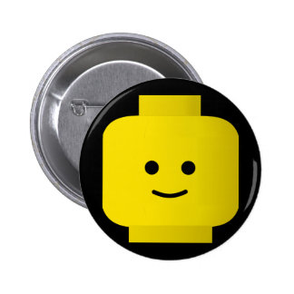 Yellow Pinback Buttons
