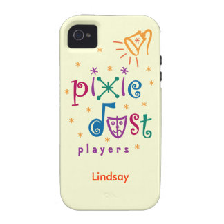 Yellow Pixie Dust Players iPhone 4 Case