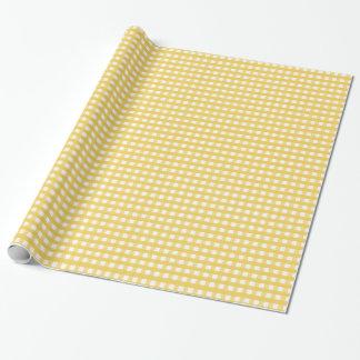 Yellow Plaid