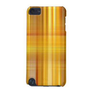 Yellow Plaid iPod Touch 5G Covers