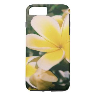 Yellow Plumeria iPhone 7 Plus Case