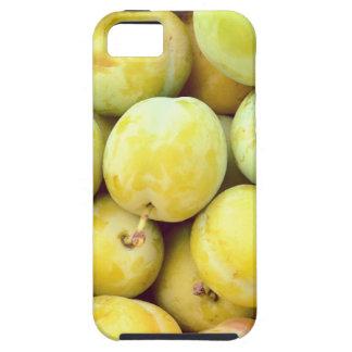 Yellow plums macro iPhone 5 case