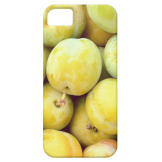 Yellow plums macro iPhone 5 cover