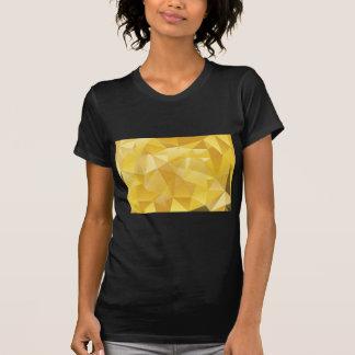 Yellow Polygon T-Shirt