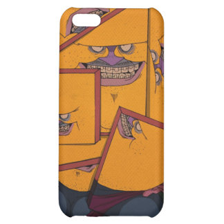 Yellow Portrait iPhone 5C Covers