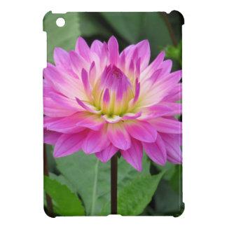 Yellow Purple Dahlia iPad Mini Covers