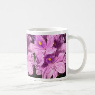 Yellow Purple haze flowers Coffee Mug