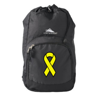 Yellow Ribbon Backpack