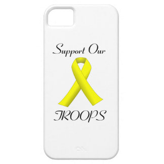 yellow ribbon iphone case iPhone 5 case