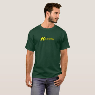 Yellow Rogers T-Shirt